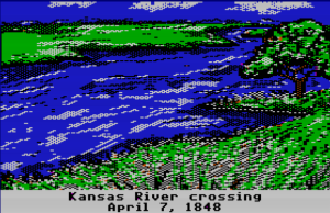 Kansas River Crossing