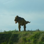Roadside T-Rex