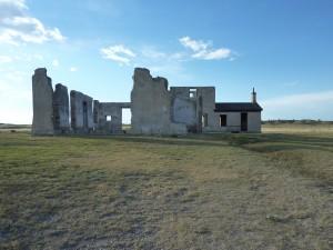 Fort Laramie building