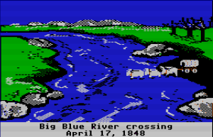 Big Blue River Crossing